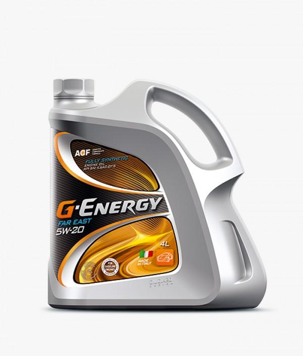 G-ENERGY FAR EAST 5W-20