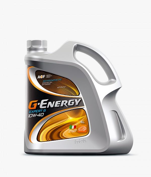 G-ENERGY EXPERT L 10W-40