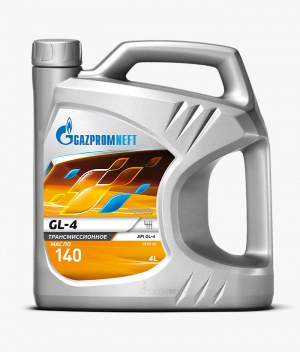 GAZPROMNEFT GL-4 140