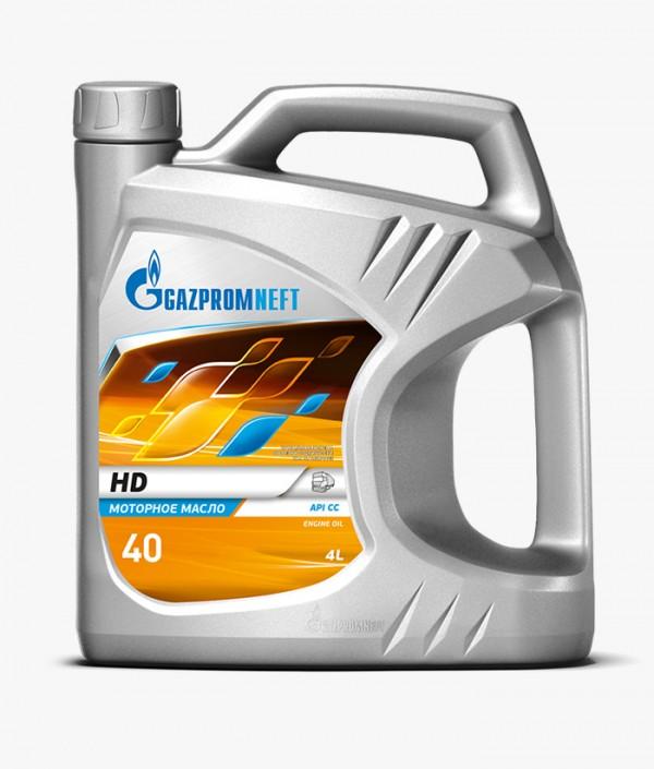 GAZPROMNEFT HD 40