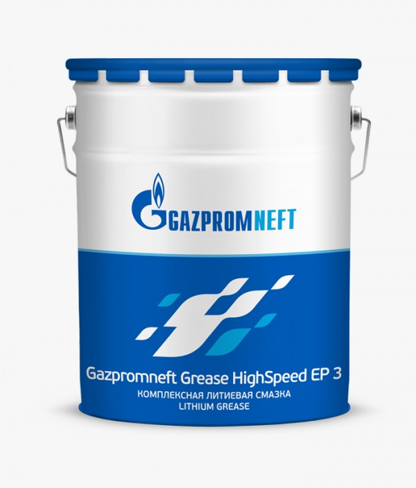 GAZPROMNEFT GREASE HIGHSPEED EP 3