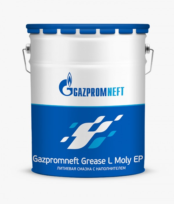 GAZPROMNEFT GREASE L MOLY EP 2
