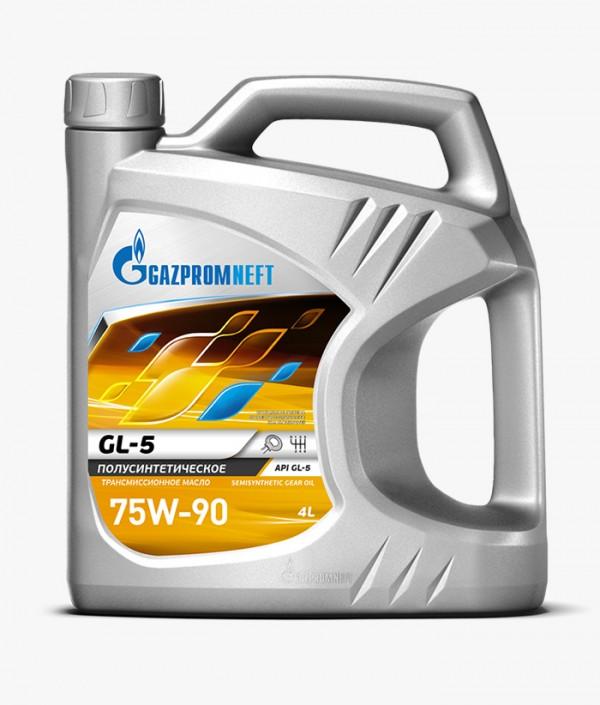 GAZPROMNEFT GL-5 75W-90