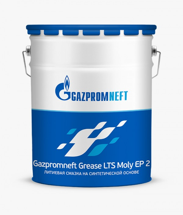 GAZPROMNEFT GREASE LTS MOLY EP 2