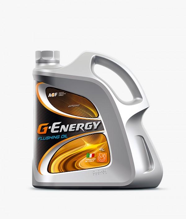G-ENERGY FLUSHING OIL