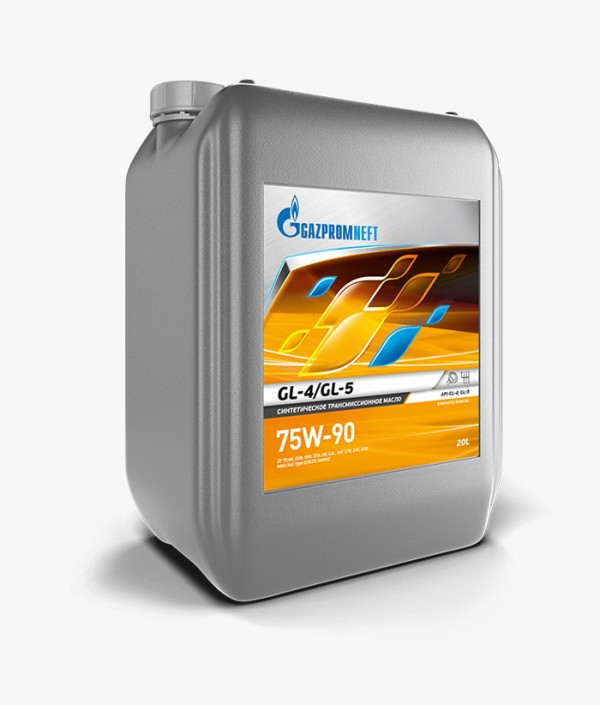 GAZPROMNEFT GL-4/GL-5 75W-90