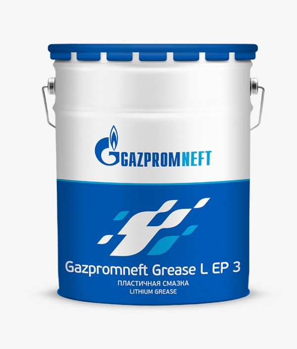GAZPROMNEFT GREASE L EP 3