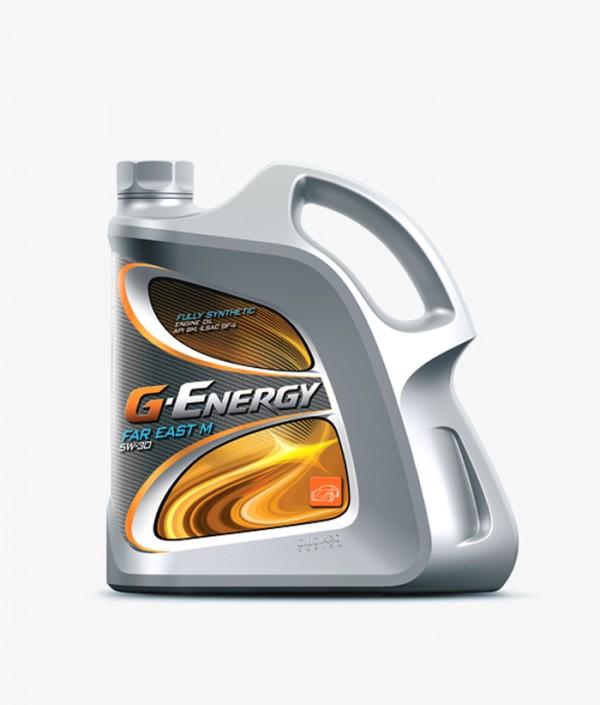 G-ENERGY FAR EAST M 5W-30