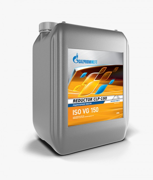 GAZPROMNEFT REDUCTOR CLP-150
