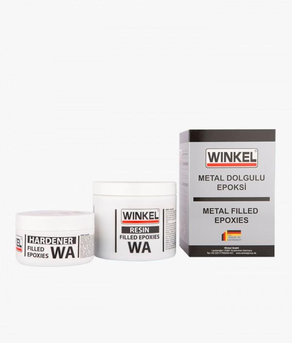 Winkel W-A Steel Epoxy Putty