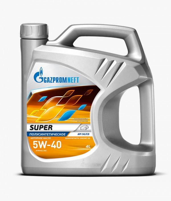 GAZPROMNEFT SUPER 5W-40