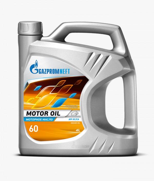 GAZPROMNEFT MOTOR OIL 60
