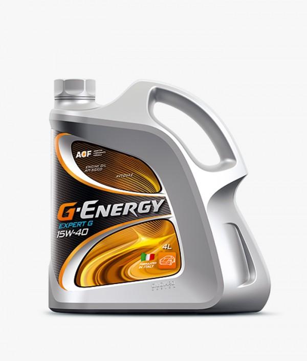 G-ENERGY EXPERT G 15W-40