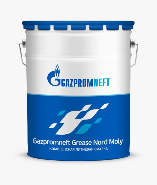 GAZPROMNEFT GREASE NORD MOLY