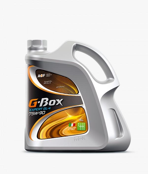 G-BOX EXPERT GL-4 75W-90
