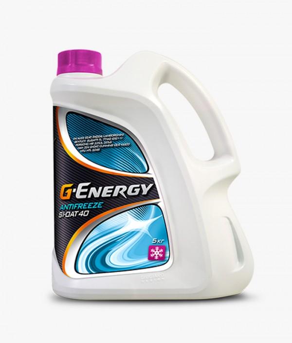 G-ENERGY ANTIFREEZE SI-OAT