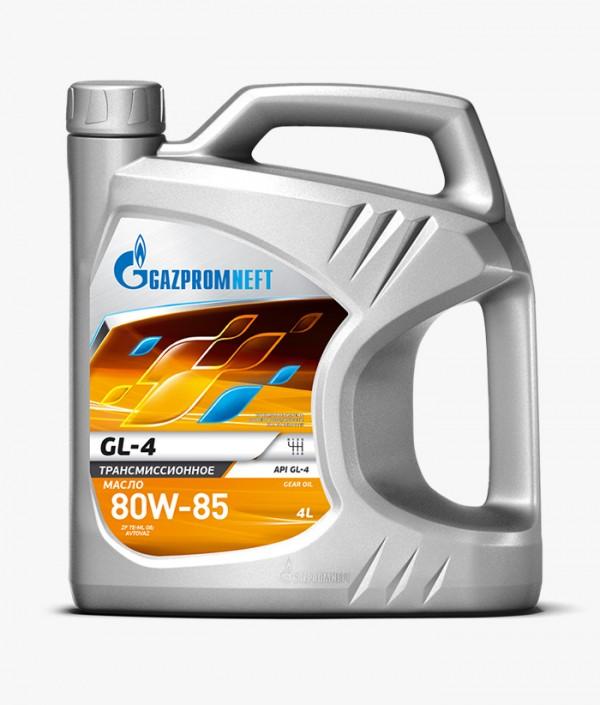 GAZPROMNEFT GL-4 80W-85