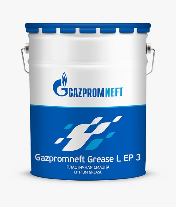 GAZPROMNEFT GREASE L EP 3