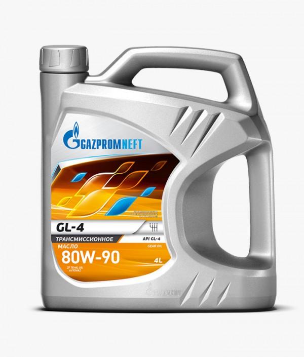 GAZPROMNEFT GL-4 80W-90