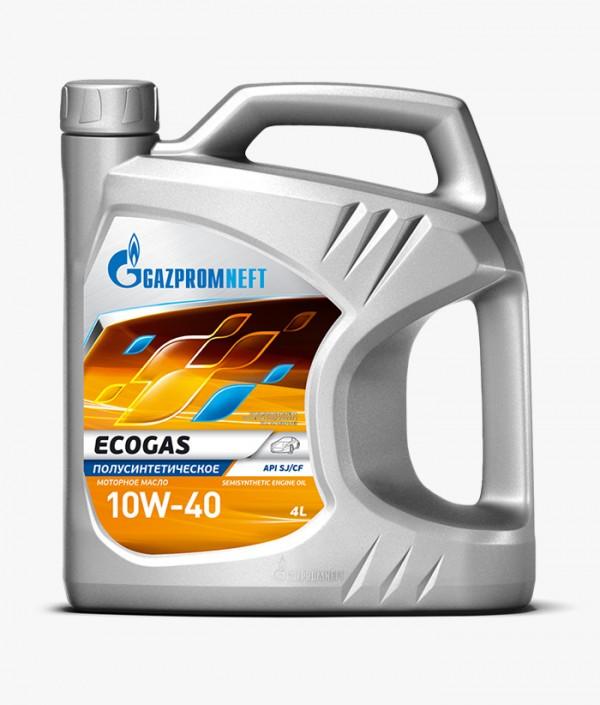 GAZPROMNEFT ECOGAS 10W-40